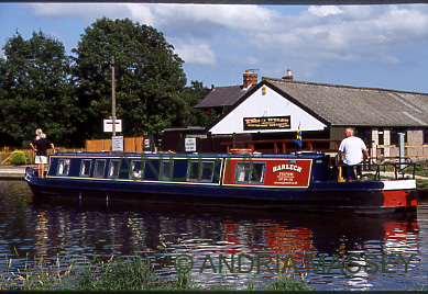 LLANGOLLEN NORTH WALES