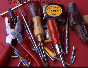 The necessary tools for the DIY enthusiast