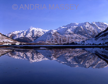 Kintail Scottish Highlands