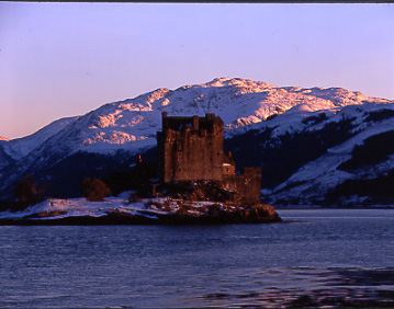 Dornie Scottish Highlands