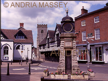 Much Wenlock Shropshire