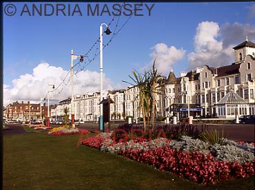 Southport Merseyside Royal Clifton Hotel on the promenade