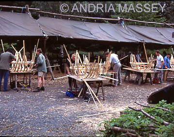 Coalbrookdale Shropshire