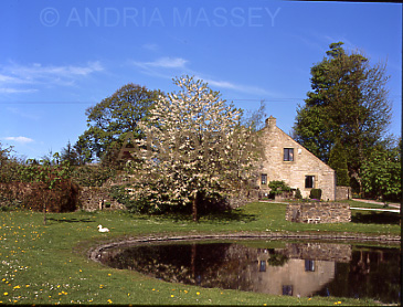 Foolow Village Derbyshire