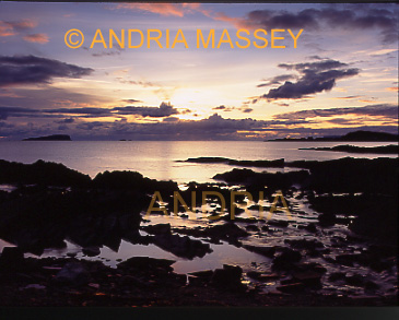 Isle of Seil Argyll & Bute Scotland
