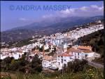 COMPETA SPAIN 700m avove sea level in the Sierra Almijara close to the wildlife reserve of Sierra de Tejeda