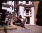 RONDA COSTA DEL SOL SPAIN The coach rides around the Historic District are popular with visitors