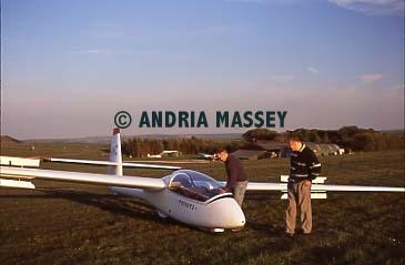 Abney Gliding Club Derbyshire  Format: Medium