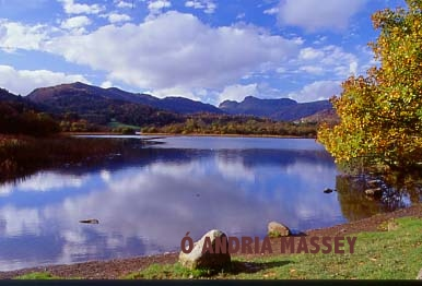 Elterwater in the Autumn - Lake District  Format: 35mm