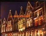 The Markt Bruges at night  Format: Medium